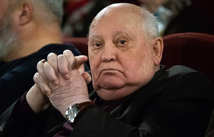 БУДЬ ТЫ ПРОКЛЯТ, УПЫРЬ! Будет Горбачев гореть в аду , как вы считаете?