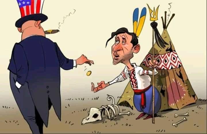 """Ни НАТО, ни ЕС, ни субъектности... да еще типо в долгах и еще и """"коррупционеры"""""""