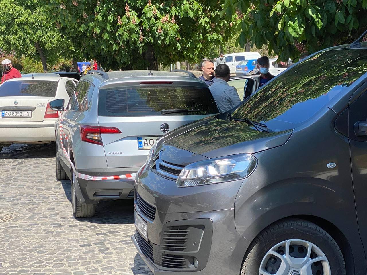 В Ужгороде родственники прокурора пойманы на взятке размером в 180 тысяч гривен