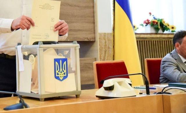 """Процедура """"тайного голососования"""" в Закарпатской облраде тоже очень интересная ))"""