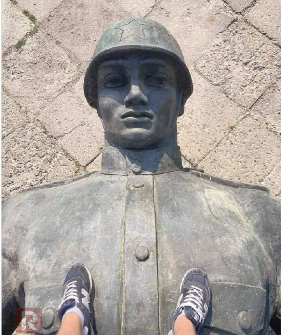 Во Львове надругались над памятью советских воинов-освободителей