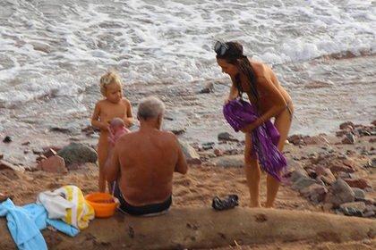 На египетском курорте россиянка родила прямо в Красном море