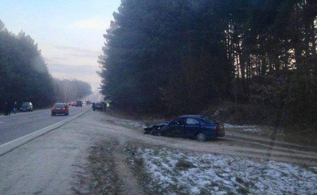 Смертельное ДТП во Львовской области: один погиб еще четыре человека в больнице