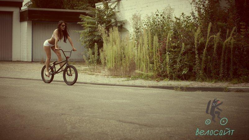Сексуальный велосипед в онлайн 6