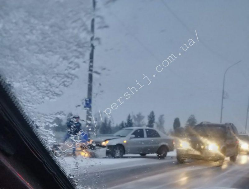 ДТП в Мукачево: На ул. Садовой водитель утратил контроль над автомобилем