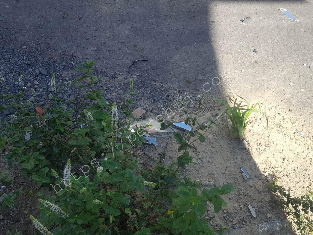 В Закарпатье две иномарки не смогли поделить одну дорогу