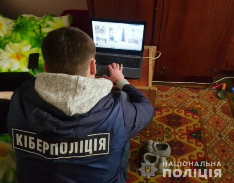 В Украине киберполиция вышла на горе-мать, которая снимала своего ребёнка в порнофильмах