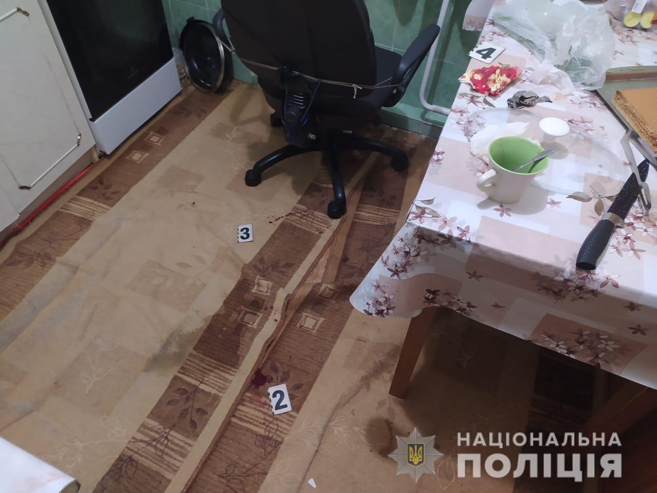 Кровавая резня в Закарпатье: Жертвой женщины стал собственный муж