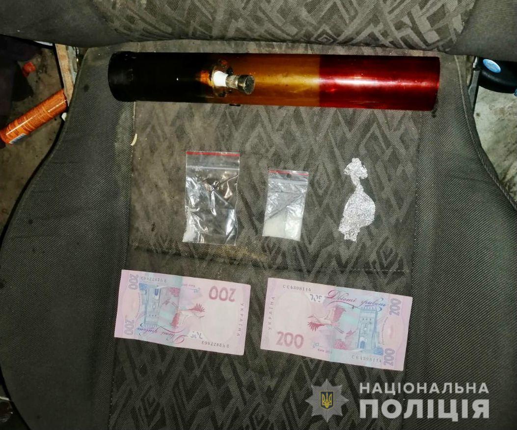 Спецоперация в Закарпатье: После долгой слежки удалось выйти на двух гадов, продававших наркотики у школы