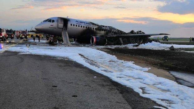 Появились первые подробности авиакатастрофы в Шереметьево