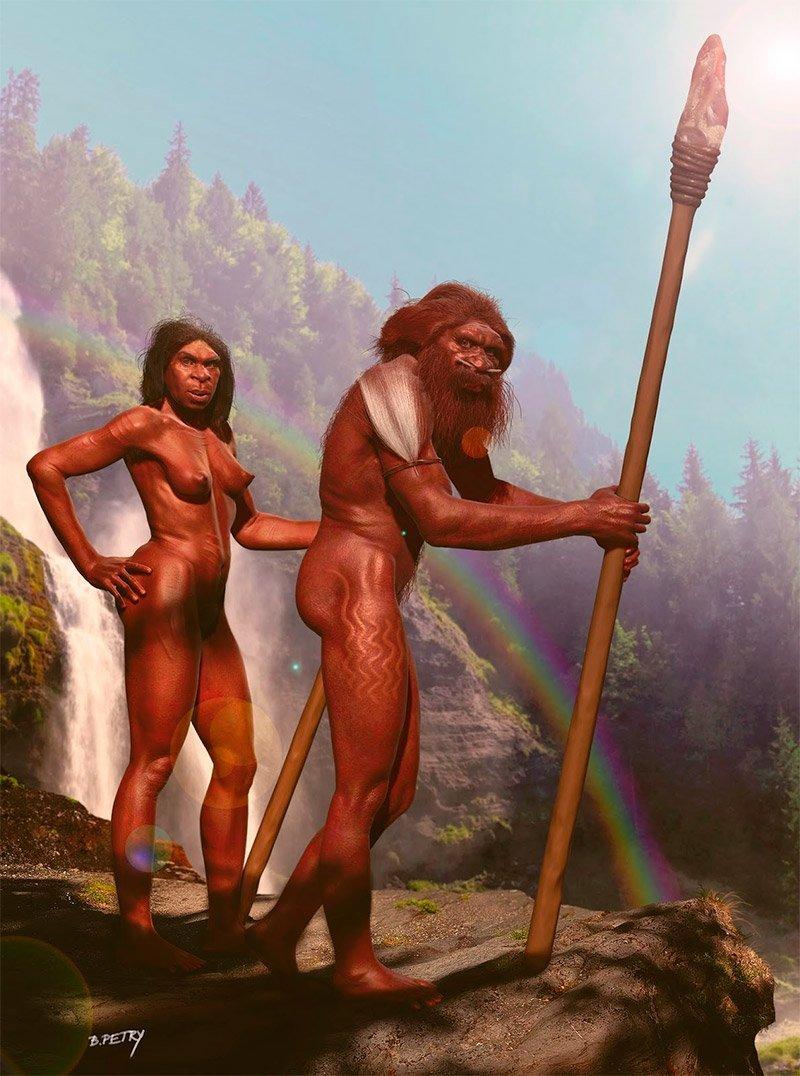 фильмы с древними людьми порно