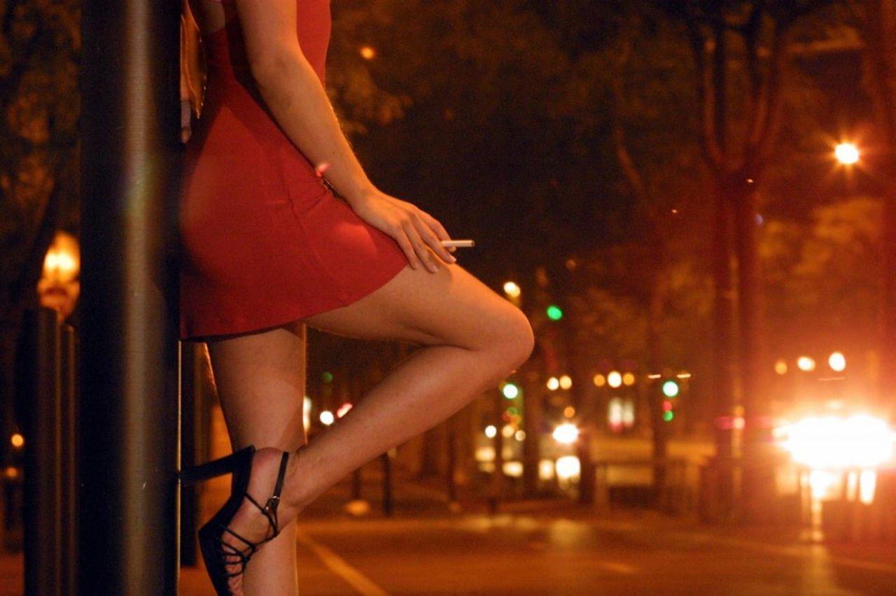 Проституток про