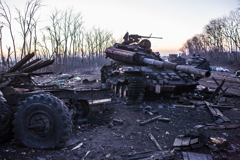 Киев открестился от планов по наступлению в Донбассе