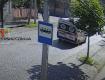 """Сальто с ударом об забор: ДТП в """"Пентагоне"""" в Мукачево попало на камеру наблюдения"""