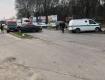 В Закарпатье утром столкнулись четыре машины