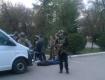 Силовики в масках з автоматами увірвалися на територію парку у столиці Закарпаття
