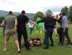 Закарпаття. Місцеві уболівальники жорстоко відлупцювали головного арбітра футбольного матчу