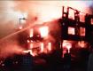 Велику пожежу в горах Закарпаття гасили майже 5 годин