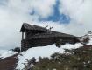 Дивовижна хатка! Гуцульську колибу майже на 2-кілометровій висоті знайшли в горах Закарпаття
