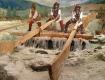 Бокораші Закарпаття були наділені справжнім талантом річкового лісосплаву