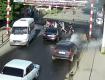 Сегодня в Берегово произошло самовозгорание авто