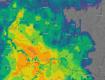 Сильные дожди в Закарпатье: Две реки пересекли опасную отметку