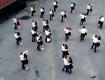 """Прощальний танець випускників міста над Латорицею """"підірвав"""" Інтернет"""
