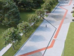 Концептуальный проект реконструкции Боздосшкого парка в Ужгороде