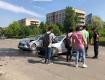 На Закарпатье пьяный водитель въехал в авто со студентами-иностранцами
