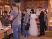 В Закарпатье новоиспеченная семья показала яркий пример на выборах