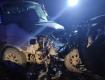 Жуткая авария на трассе Киев-Чоп: Микроавтобус врезался в Volkswagen жителя Закарпатья, 10 пострадавших