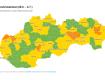 Словацький ковід-автомат на тиждень з 28.06. по 04.07.2021