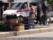 Оголена жінка-безхатченко гуляла по Мукачево