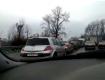 На украинско-венгерской границе растут очереди