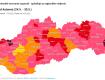 В Словакии с 24 мая новые правила в соответствии с COVID-автоматом