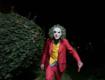 """Страшные шутки: В Ужгороде парень переодетый в """"Джокера"""" довел людей до инфаркта"""