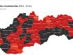 МОЗ Словаччини констатує загальне погіршення ситуаціїщодо захворюванностіна ковід