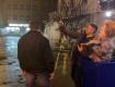 Выпрыгивал из мусорного бака: Страшного клоуна из Мукачево заметили в центре Ужгорода
