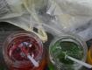 В Закарпатье путешественников заманивают мёдом с цветами радуги