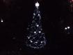 Красоты с высоты полёта: Главная ёлка в Мукачево сияет как никогда