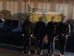 В Закарпатье задержаны четверо очень сомнительных иностранцев