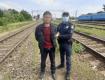 В Ужгороде самоубийцу-психа буквально вытаскивали из-под поезда