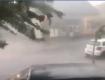 В Закарпатье гроза и ливень накрывает все больше городов