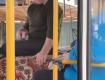 В Закарпатье пассажиры смотрели с открытым ртом на то, что вытворял водитель-маршрутки
