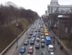 Огромные пробки: Водители из Закарпатья участвуют в массовой забастовке в Киеве