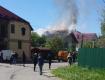 """В Ужгороде возле """"Дублина"""" был пожар"""