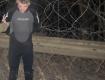 На Закарпатье 18-летнего парня застали в довольно неловком положении