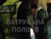 Дебош в центре Ужгорода: Агрессивная мадам применила силу к патрульной