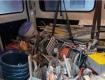 Подорожуючі на цьому мінібусі, українці-заробітчани вдавали з себе туристів