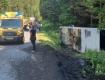 """Автобус із майже трьома десятками дітей зробив """"сальто-мортале"""" на дорозі у Словаччині"""